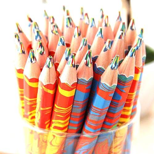 Rainbow-Colored-Pencil