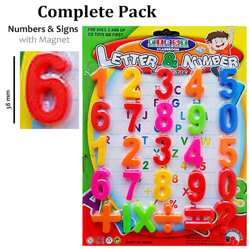 Mathemeticall Numbers and Signs